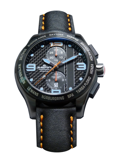 Endurance -BLACK CARBON Limited Edition