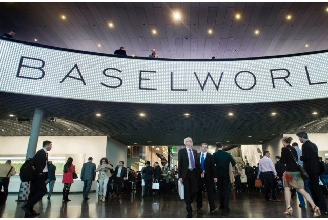 Valet & Co at Baselworld